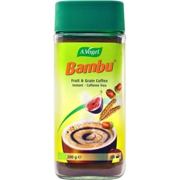Bambu Instant Coffee Substitute 100gr