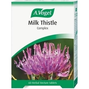 Milk Thistle Complex 60tbs