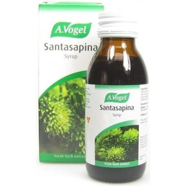Santasapina Syrup 100ml
