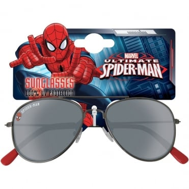 Spiderman Aviator Kid's Sunglasses 1pc