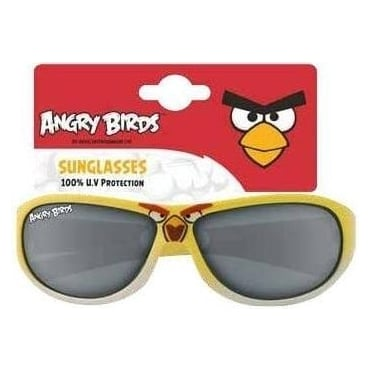 Yellow Angry Birds Kids Sunglasses 1pc