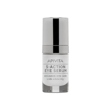 5 Action Eye Serum Intensive Care with White Lily 15ml
