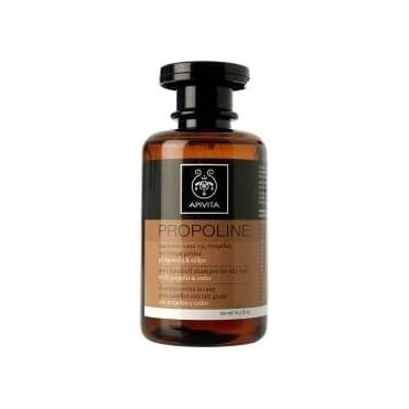 Anti - Dandruff Shampoo For Oily Hair With Cedar & Propolis 250 ml