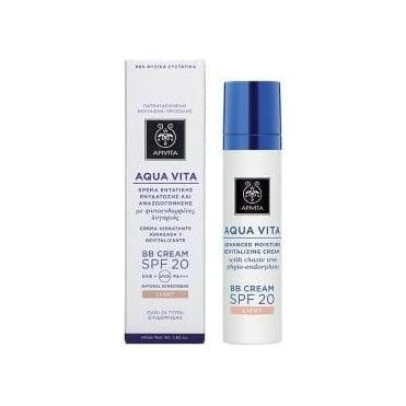 Aqua Vita BB Spf20 Tinted Face Cream 40ml