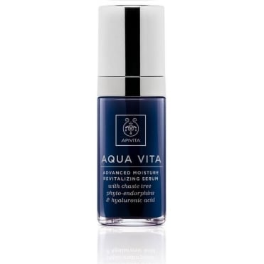 Aqua Vita Intense Moisturizing and Revitalizing Serum with Chaste Tree Phyto-Endorphins & Hyaluronic Acid 30ml