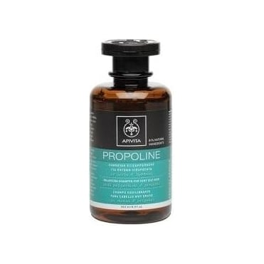 Balancing Shampoo For Very Oily Hair And Scalp With Propolis & Mint 250ml