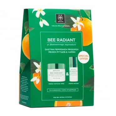 Bee Radiant Rich Day Cream 50ml & FREE Bee Radiant Eye Cream 15ml
