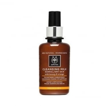 Cleansing Cleansing Milk for Normal/Dry Skin with Honey & Orange 200ml