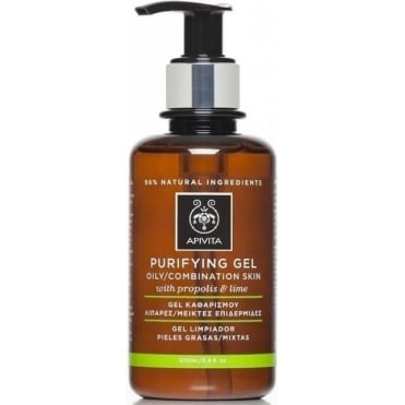 Cleansing Gel Propolis & Lime 200ml