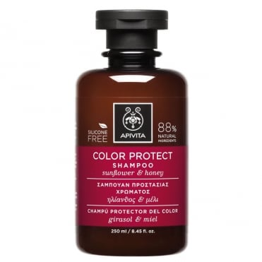 Color Protect Shampoo with Sunflower & Honey 250ml