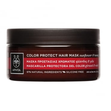 Color Protection Hair Mask with Sunflower & Honey 200ml