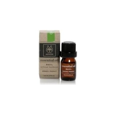 ESSENTIAL OILS Basil 5 ml