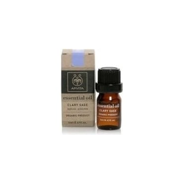 ESSENTIAL OILS Clary Sage 5 ml
