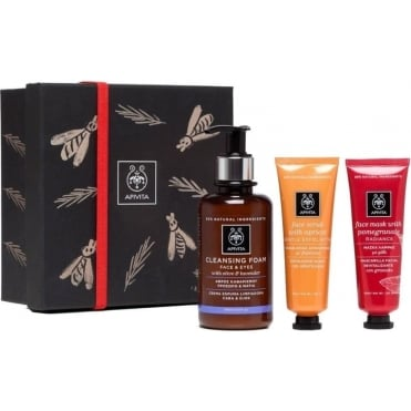 Face Cleansing Gift Set 3pcs