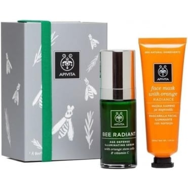 Face Radiance Gift Set 2pcs