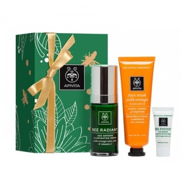 Face Radiant Gift Set Bee Radiant 2 Products
