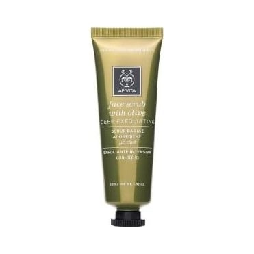 Face Scrub With Olive 50ml
