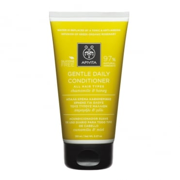 Gentle Daily Conditioner for All Hair Types with Chamomile & Honey 150ml