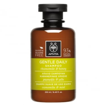 Gentle Daily Shampoo with Chamomile & Honey 250ml