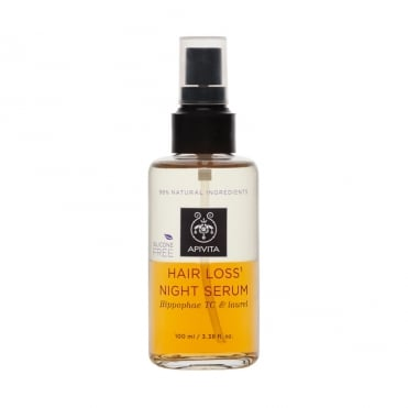 Hair Loss Night Serum with Hippophae TC & Bay Laurel 100ml