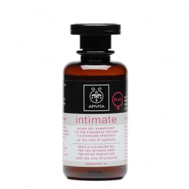Intimate Plus Cleansing Gel With Tea Tree & Propolis 200 ml