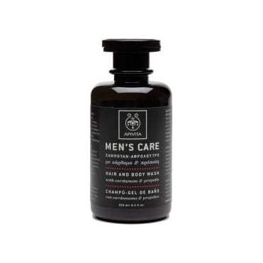 Men's Care Hair And Body Wash With Cardamom & Propolis 250 ml