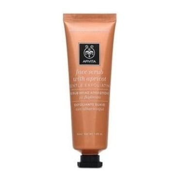 Mild Exfoliating Scrub with Apricot 50ml
