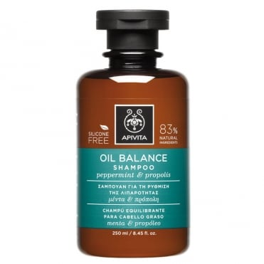 Oil Balance Shampoo with Peppermint & Propolis 250ml