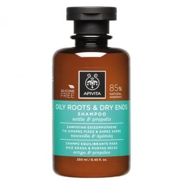 Oily Roots & Dry Ends Shampoo with Nettle & Propolis 250ml