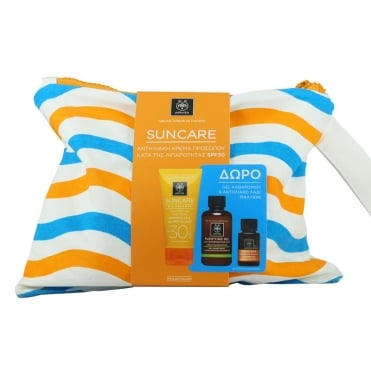 Promo Suncare Protection Beach Bag 3 products