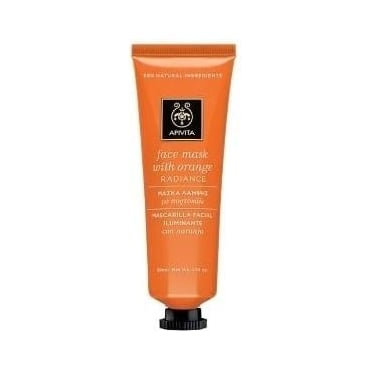Radiance Face Mask with Orange 50ml
