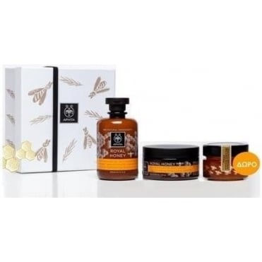 Royal Honey Gift Set 3pcs
