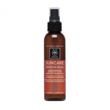 Suncare Protective Hair Oil with Sunflower & Abyssinian Oil 150ml