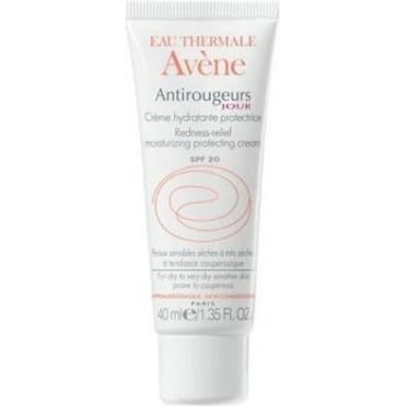 Anti-redness Rich Moisturizing Cream SPF20 40ml