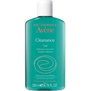 Cleanance Gel Nettoyant/Cleanance Soapless Gel Cleanser 200ml