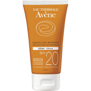 Cream SPF 20_dry & very dry skin 50ml