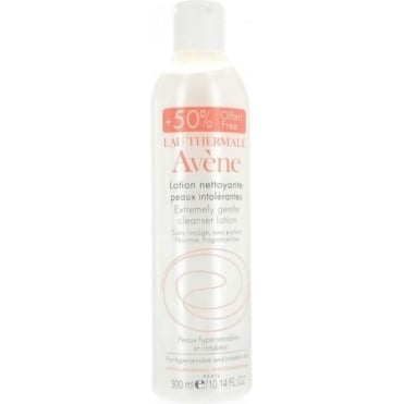Lotion Nettoyante Peaux Intolerantes/Extremely Gentle Cleanser 300ml