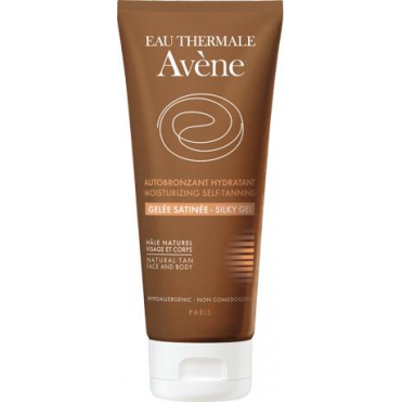 Moisturizing Self-Tanning Silky Gel 100ml