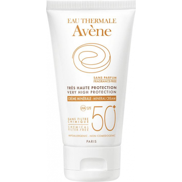 Sun Care SPF 50+ Mineral Cream for Face 50ml