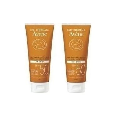 Sunscreen Lotion SPF50+ 100ml & 1 FREE