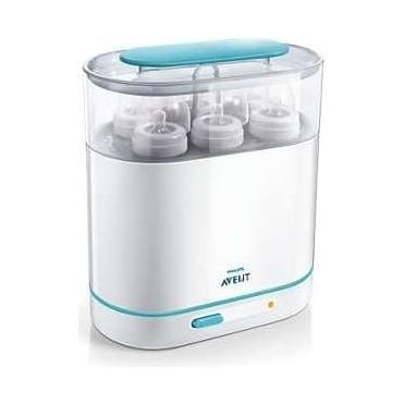 3 in 1 Electric Steam Steriliser