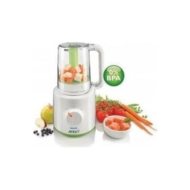 Steamer AND Blender With 0% BPA