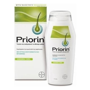 Priorin Shampoo against hairloss 200ml