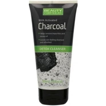 Activated Charcoal Detox Cleanser 150ml