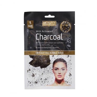 Charcoal Detoxifying Bubble Mask 1pc