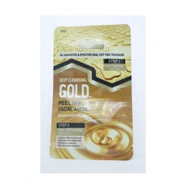 Peel-Off Deep Cleansing Gold Mask 10gr