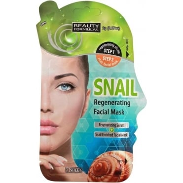 Snail Regenerating Facial Mask 1sheet