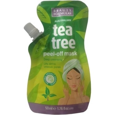 Tea Tree Peel-Off Mask 50ml