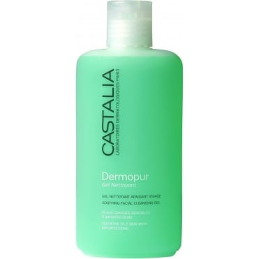 Dermopur Gel Nettoyant Sebum Regulating Cleansing Gel 200ml