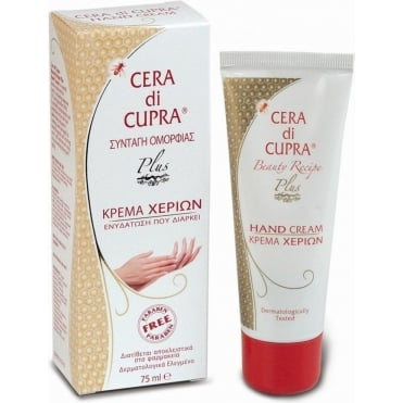 Beauty Recipe Plus Hand Cream 75ml